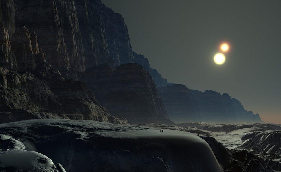 vivre sur une planète Mars ?